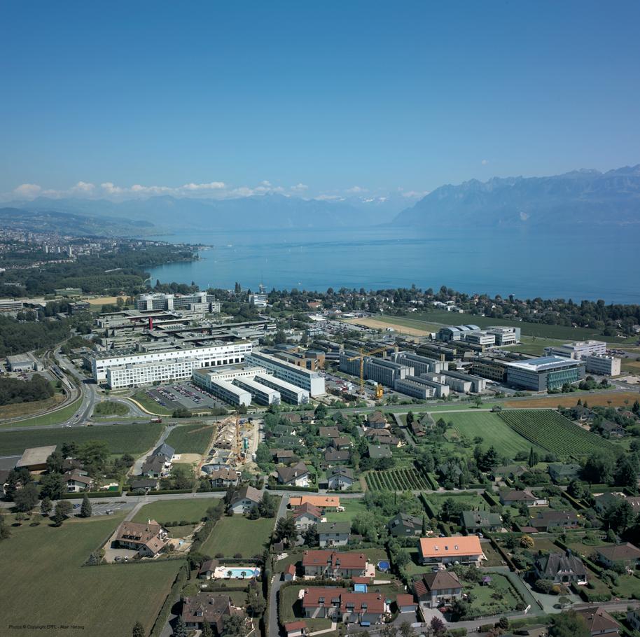 © EPFL   Alain Herzog