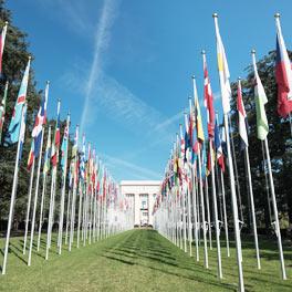 ONU, Genève Tourisme