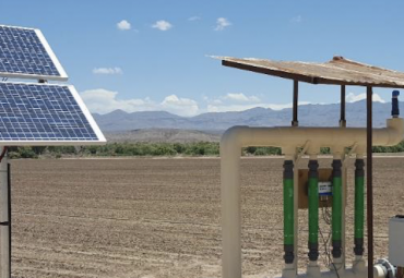 Cleantech irrigation system