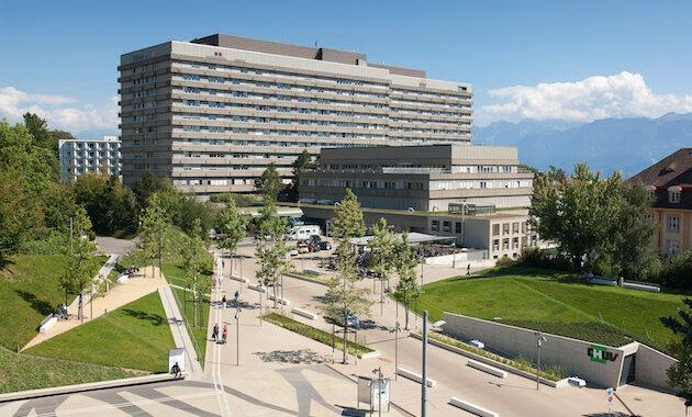 Hôpital Université Lausanne