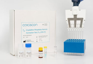 T50 calcification blood test