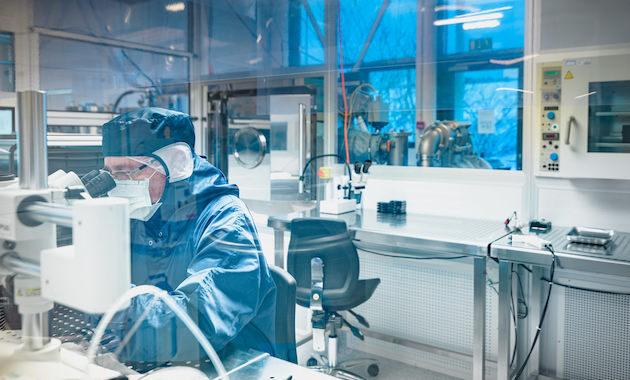 Laboratoire de tests de Coat-X